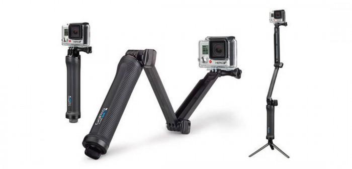 GoPro 3-Wege Stativ