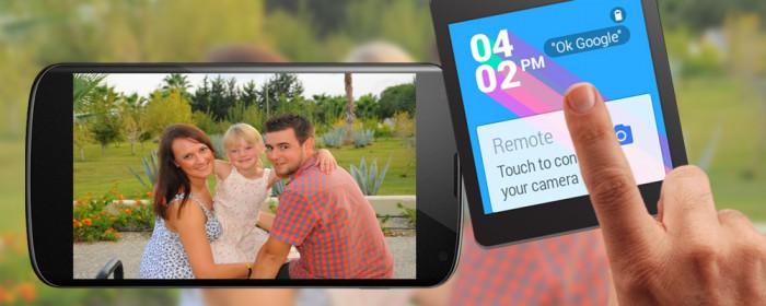 Google Camera Fernauslöser Android Wear
