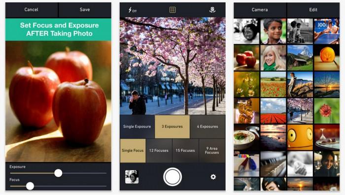 MultiCam iOS App