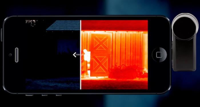 Wärmebild Kamera Seek Thermal