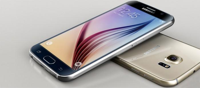 Samsung Galaxy S6 - Bild: Samsung