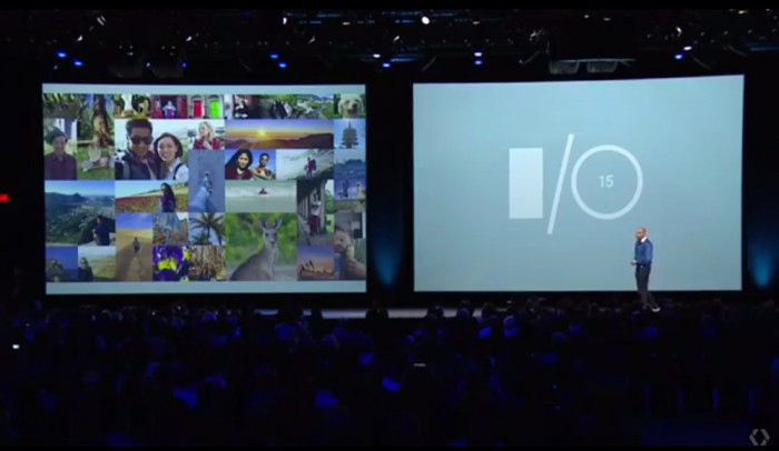 Google IO 2015 Google Photos