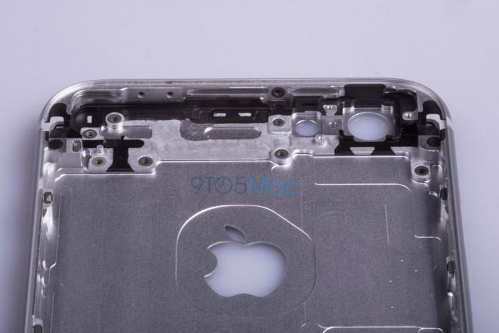 Was wird sich unter der Haube des iPhone 6S ändern?- Bild: 9to5mac.com