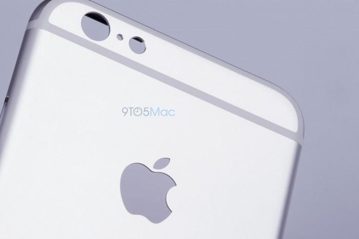 iPhone 6S Rückseite - keine Dual-Linse - Bild: 9to5mac.com