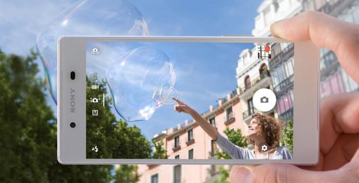 Sony Xperia Z5 - Bild: Sony
