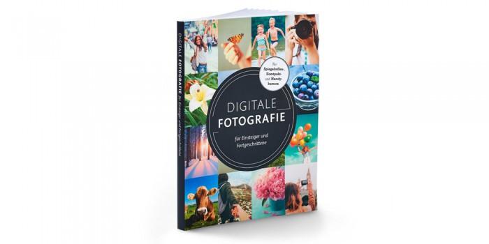 Buch Digitale Fotografie für Einsteiger und Fortgeschrittene