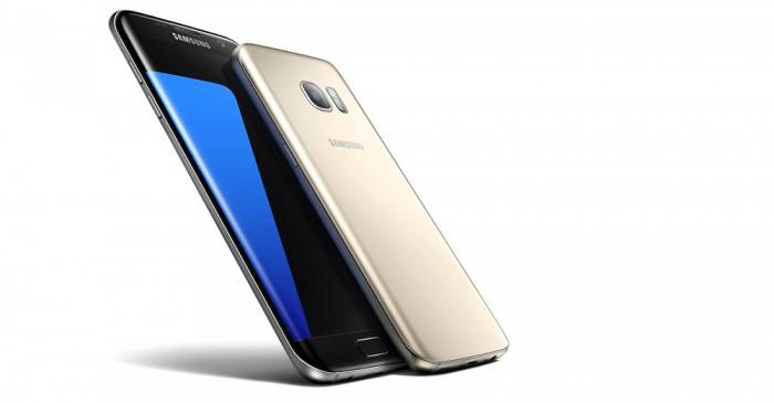 Samsung Galaxy S7 Edge - Bild: Samsung